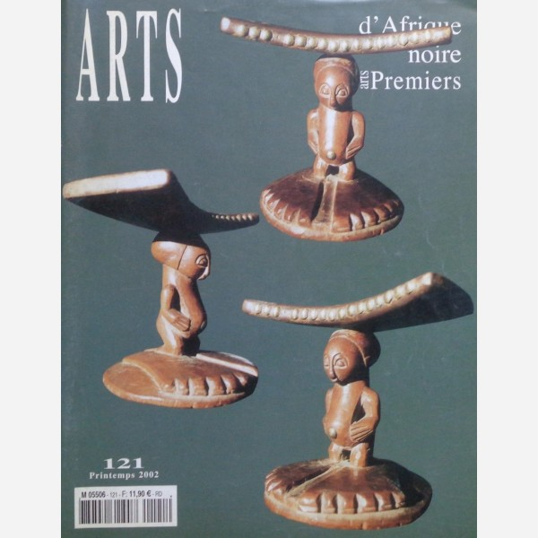 Arts d'Afrique Noire - 121