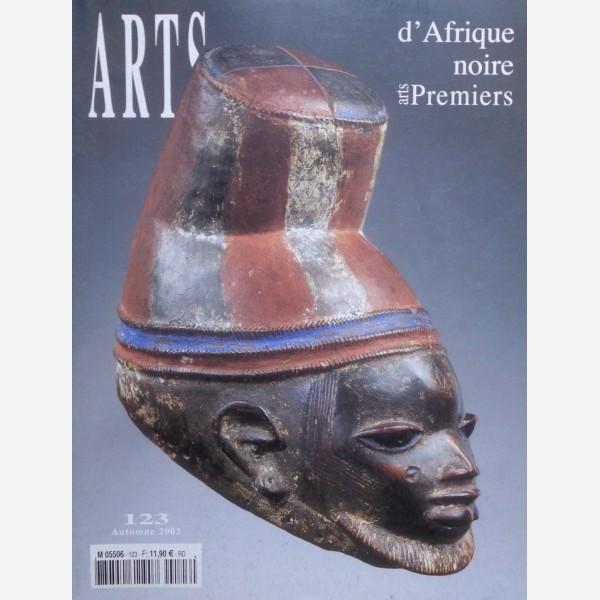 Arts d'Afrique Noire - 123