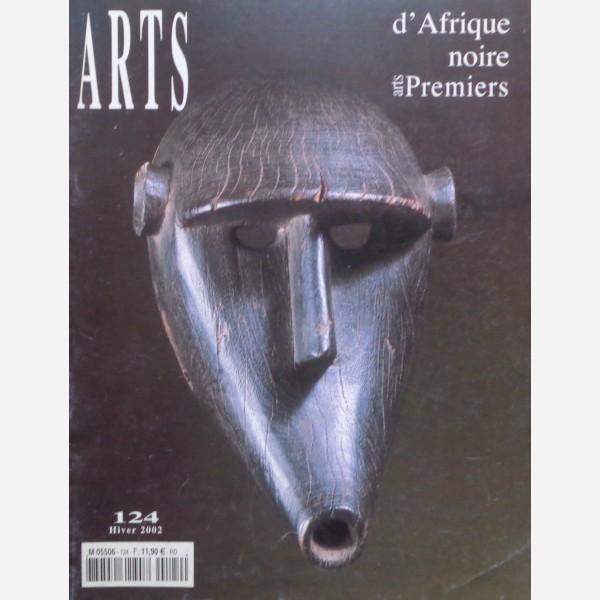 Arts d'Afrique Noire - 124
