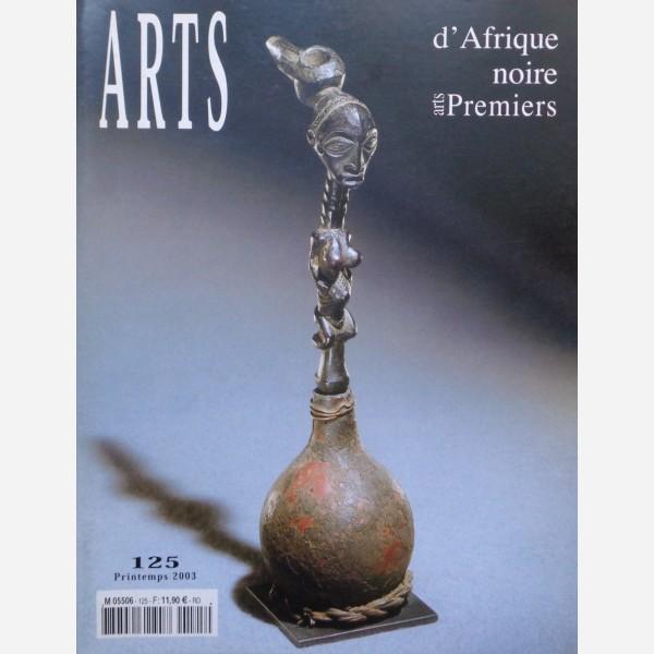 Arts d'Afrique Noire - 125