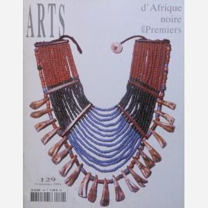 Arts d'Afrique Noire - 129