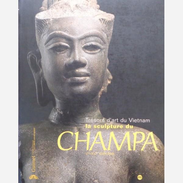 La sculpture du Champa Ve-XVe siècles