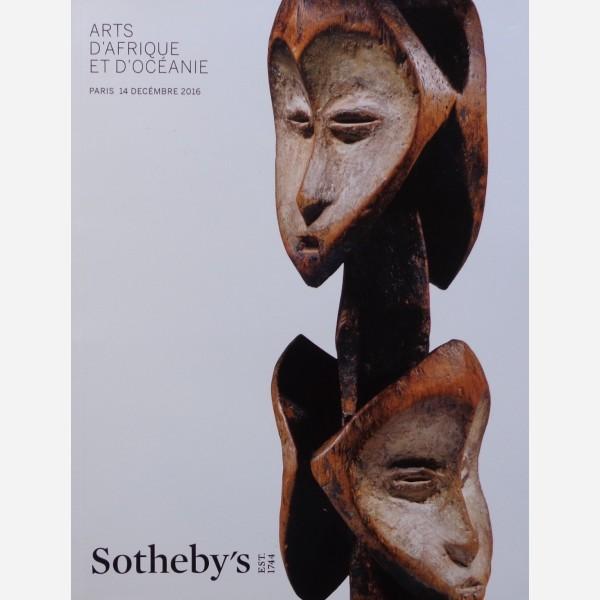 Sotheby's, Paris, 14/12/2016