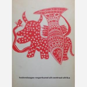 Hedendaagse Negerkunst uit Centraal-Afrika