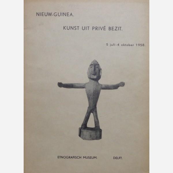 Nieuw-Guinea : Kunst uit Privé Bezit