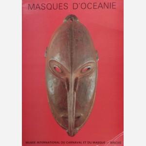 Masques d'Océanie