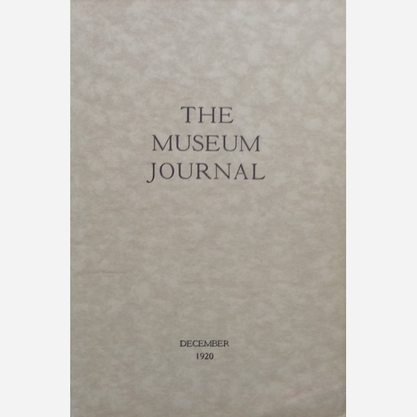 The Museum Journal