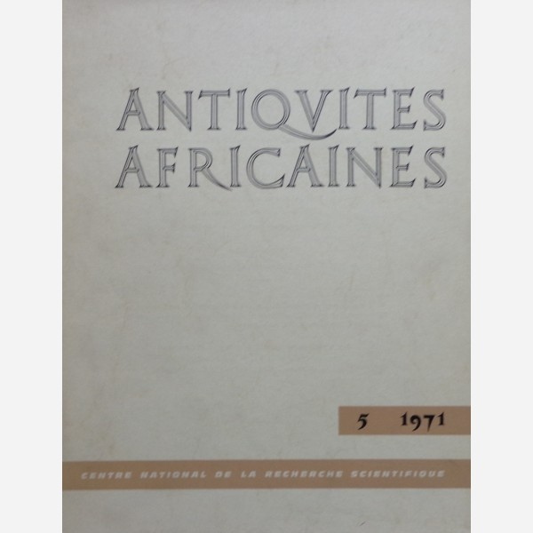 Antiquites Africaines