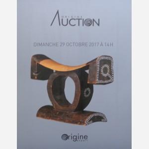 Origine Auction 29/10/2017