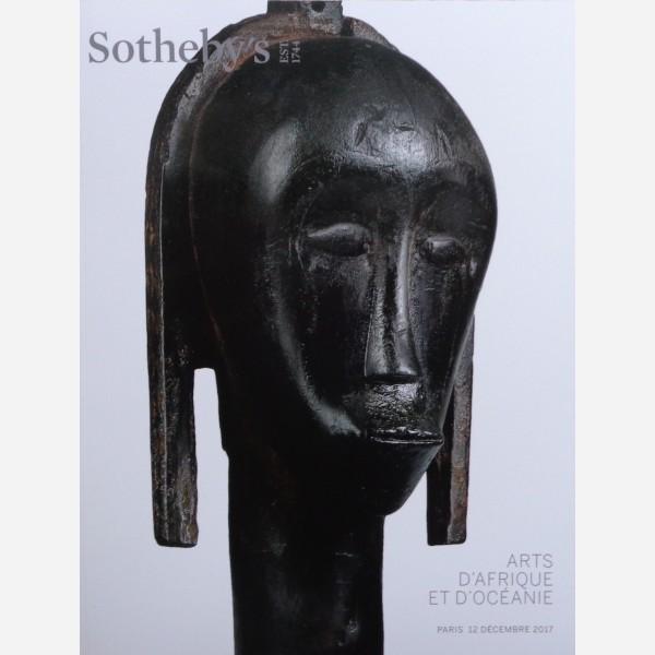 Sotheby's, Paris, 02/12/2017