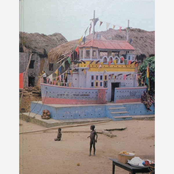The Arts of Ghana