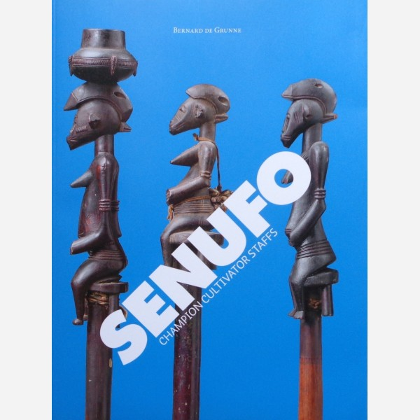 Senufo : Champion Cultivator Staffs