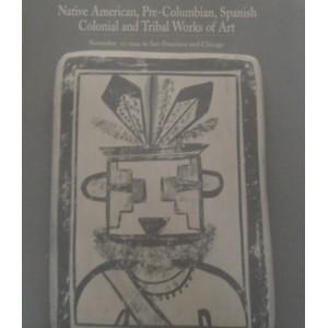 Native American, Pre-Columbian, Spanish Colonial..