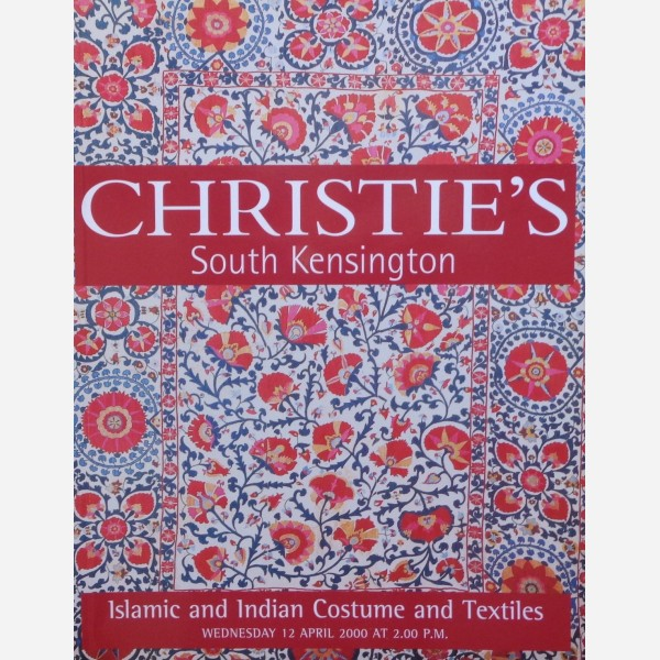 Christie's, London, 12/04/2000