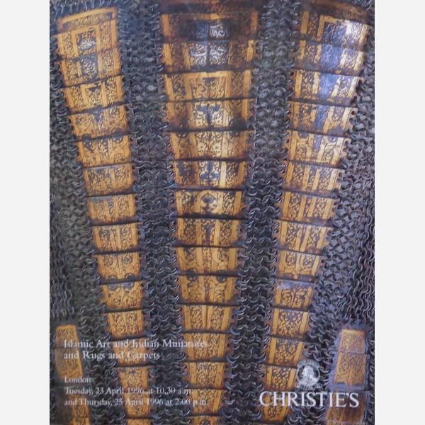 Christie's, London, 23/04/1996