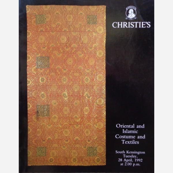 Christie's, London, 28/04/1992
