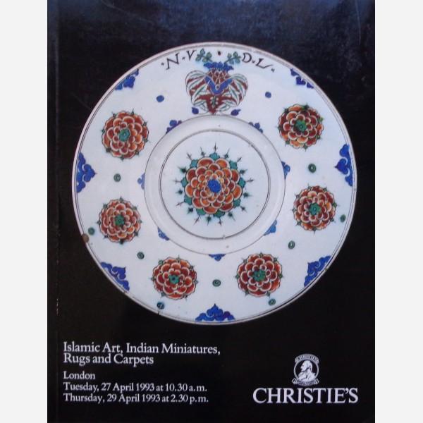 Christie's, London, 27/04/1993