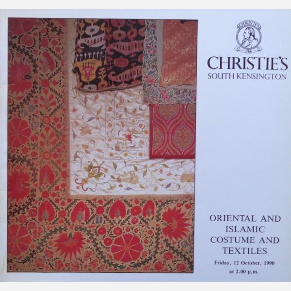 Christie's, London, 12/10/1990