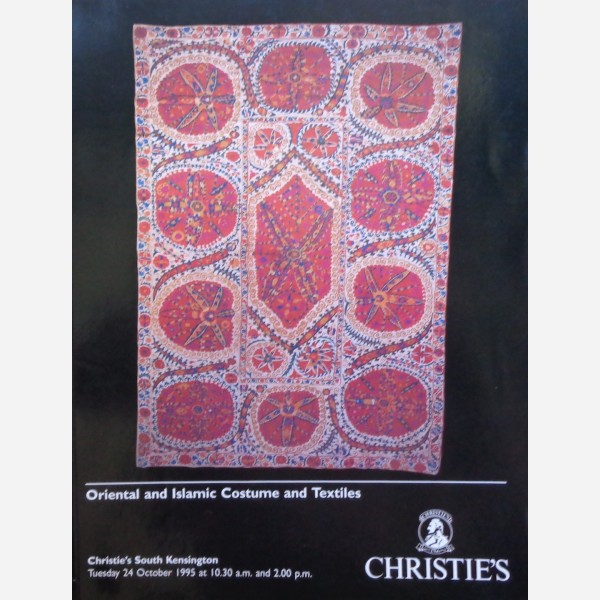 Christie's, London, 24/10/1995