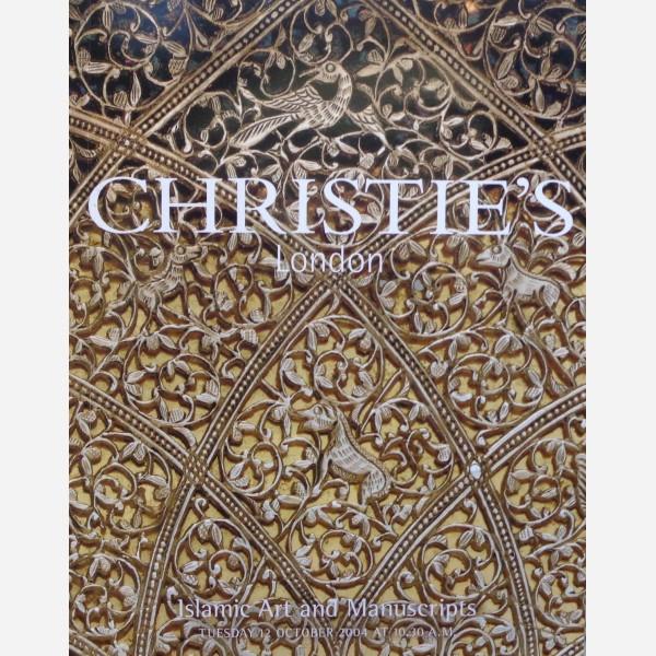 Christie's, London, 12/10/2004