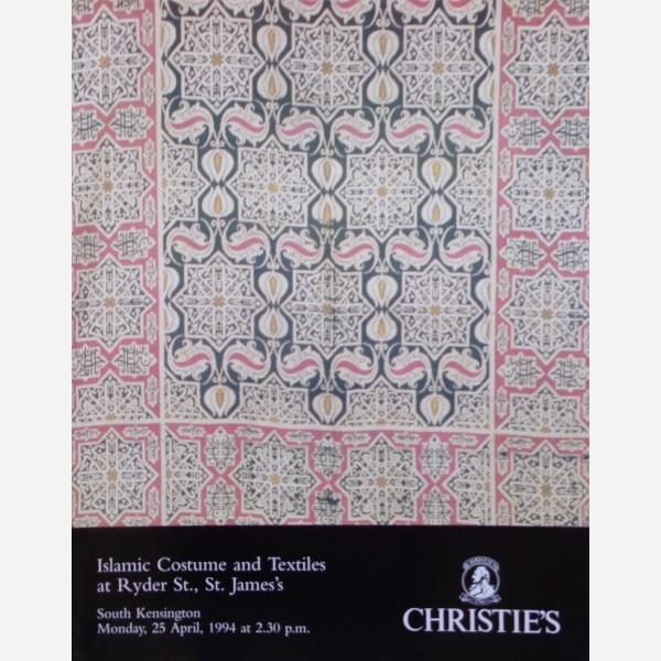 Christie's, London, 25/04/1994