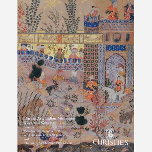 Christie's, London, 17/10/1995