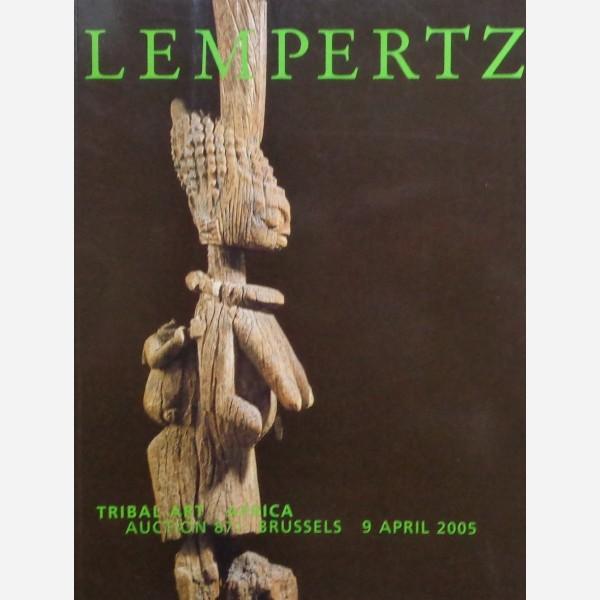 Lempertz, Brussels, 09/04/2005