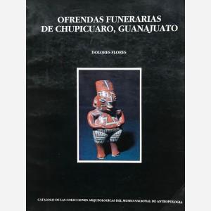 Oferendas Funerarias de Chupicuaro, Guanajuato
