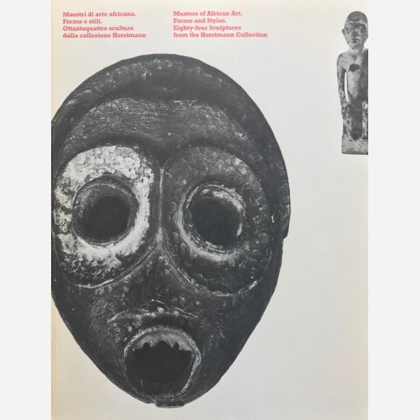 Masters of African Art/Maestri di arte africana