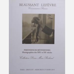 Beaussant Lefèvre, Paris, 25/03/2015