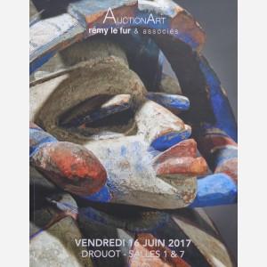 Auction Art, Rémy le fur  & associés, 16/06/2017
