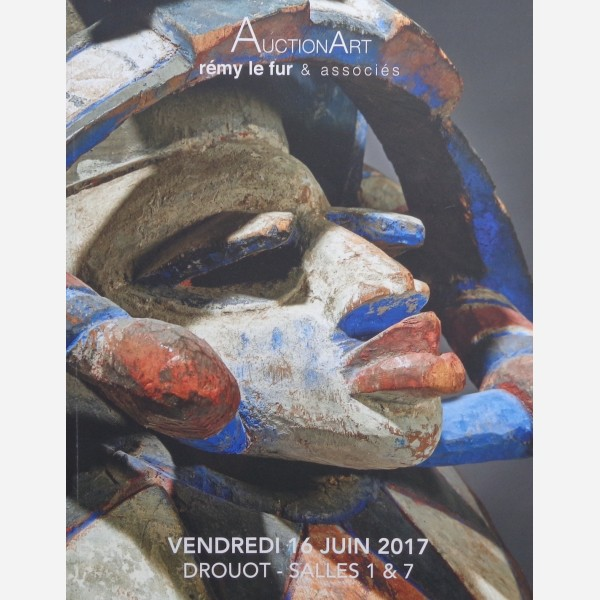 Auction Art, Rémy le fur  & associés, 16/06/2017