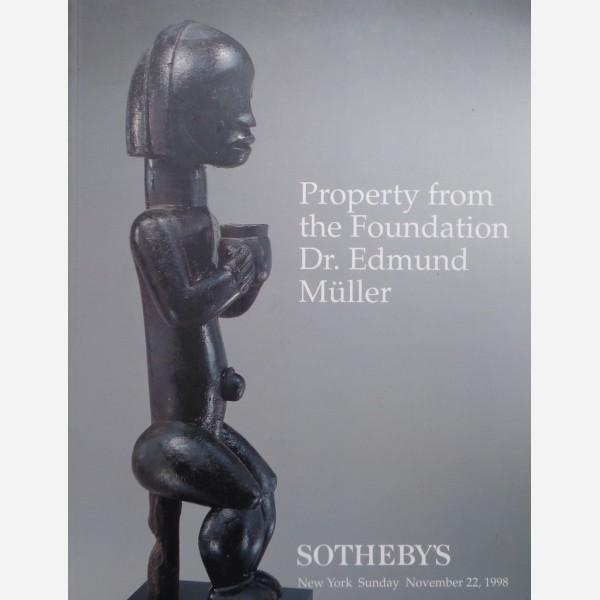 Sotheby's, New York, 22/11/1998