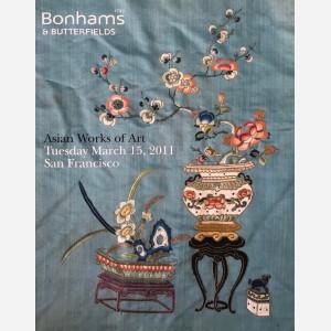 Bonhams & Butterfields, San Francisco, 15/03/2011