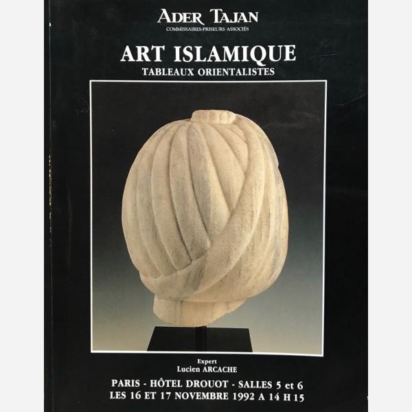 Ader Tajan, Paris, 16 - 17/11/1992