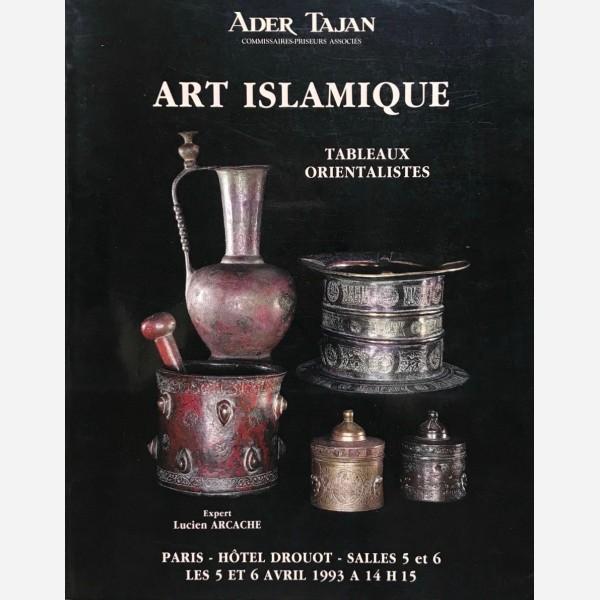 Ader Tajan, Paris, 05-06/04/1993