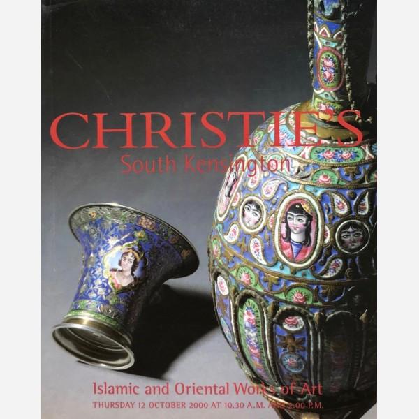 Christie's, South Kensington, 12/10/2000