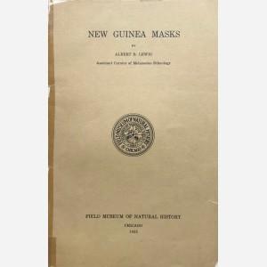 New Guinea Masks