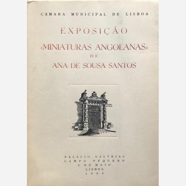 Exposicao miniaturas angolanas