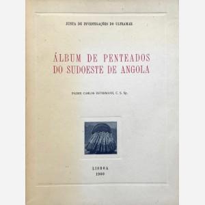 Album de penteados  do Sudoeste de Angola
