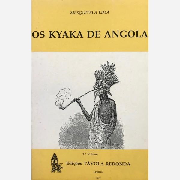 Os Kyaka de Angola