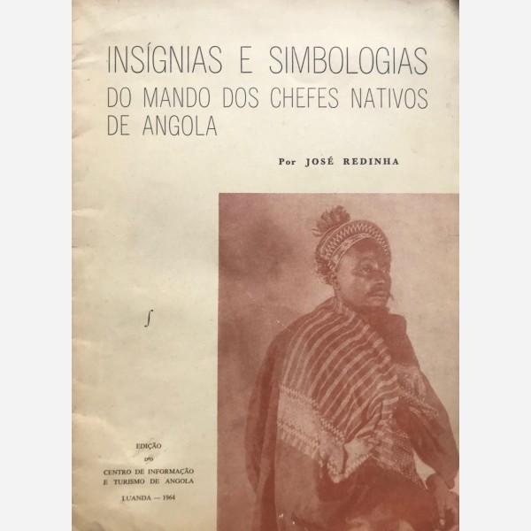 Insignias e Simbologias do Mando dos Chefes nativos de Angola