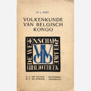 Volkenkunde van Belgisch Kongo