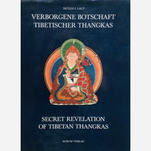 Secret Revelation of Tibetan Thangkas