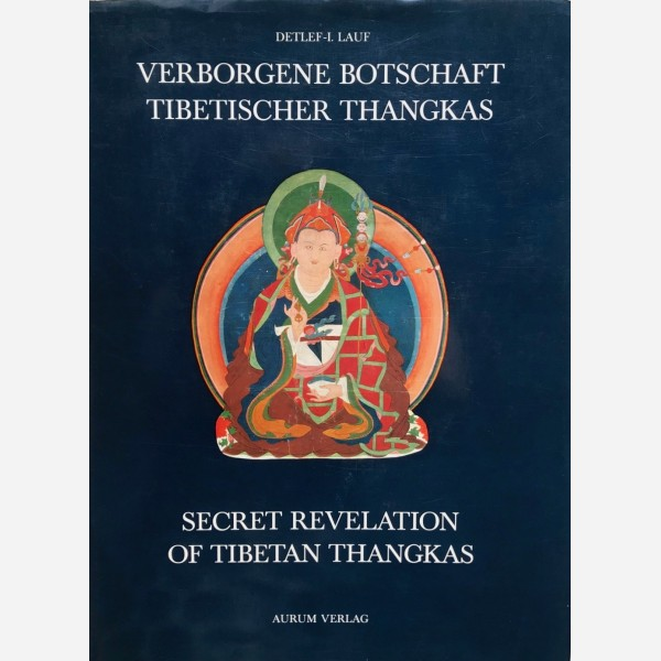 Secret Revelation of Tibetan Thangkas