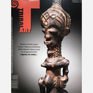 Tribal Art/Art Tribal Numéro 89
