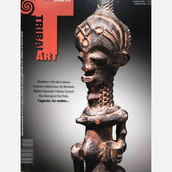 Tribal Art/Art Tribal Numéro 89