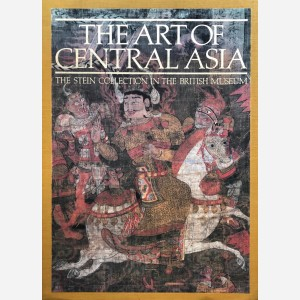 The Art of Central Asia. The Stein Collection in the British Museum. 3 Volumes