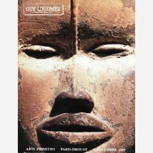 Guy Loudmer, Paris, 09/12/1989