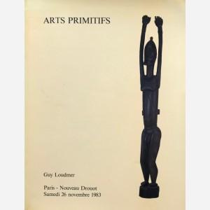 Guy Loudmer, Paris, 26/11/1983
